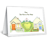 Enjoy Happy Years There New Home Printable Cards