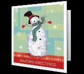 Season's Greetings Season's Greetings Printable Cards