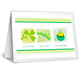 Lucky Me St. Patrick's Day Printable Cards