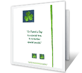 Special People St. Patrick's Day Printable Cards