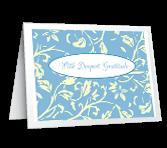 Deepest Gratitude Thank You Printable Cards