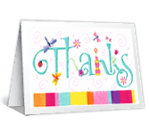 It Meant a Lot Thank You Printable Cards