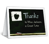 You Made a Difference Thank You Printable Cards
