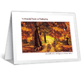 Thankful for Parents Like You Thanksgiving Printable Cards