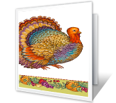 Thanksgiving Wish Thanksgiving Printable Cards