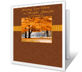 The Feelings That Keep Us Close Thanksgiving Printable Cards