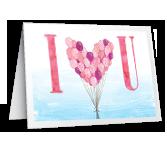 Valentine Love Valentine's Day Printable Cards