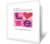 You're My Forever Love Valentine's Day Printable Cards