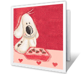You're the Sweetest Valentine's Day Printable Cards