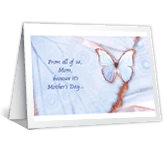 Reminder from Us greeting card
