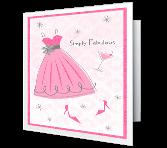 Simply Fabulous greeting card
