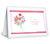 Thanks to All of You greeting card