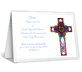 The Sacrament of First Holy Communion invitation