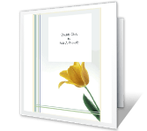 Thinking of You Add-a-Photo greeting card