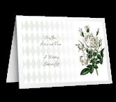 Wedding Shower Gift greeting card