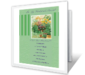 What Is a Husband? greeting card