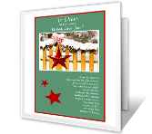 What Is a Son? greeting card