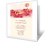 Why God Made Friends Like You greeting card