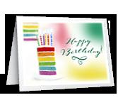 Wish Big! greeting card