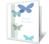 Wishes and Hopes greeting card