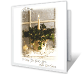 Wishing You God's Gifts greeting card