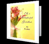 Wonderful Grandma greeting card
