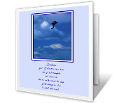 Wonderful Grandson greeting card