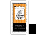 Fun Night-ful Party Invitation