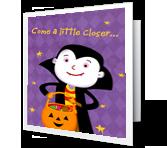 A Vampire Vish greeting card