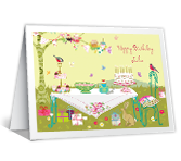 Every Little Thing greeting card