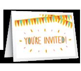 Festive Party! invitation