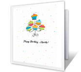 Have a Great Birthday greeting card