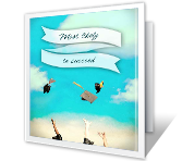 Likely to Succeed greeting card