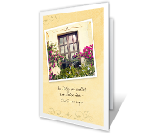 The Sweet Life Anniversary Printable Cards