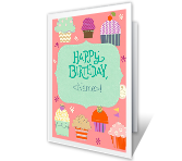 Sweet Birthday Birthday Printable Cards