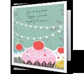 Sweet Surprises Birthday Printable Cards