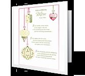 For a Special Mom Christmas Printable Cards