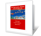 For My Brother Christmas Printable Cards