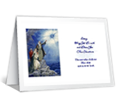 Gifts of Faith Christmas Printable Cards