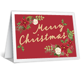 Holiday Happiness Christmas Printable Cards