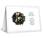 Joy of Family Christmas Printable Cards