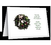 Joy of Family Christmas Printable Cards