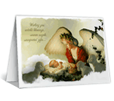 Untold Blessings Christmas Printable Cards