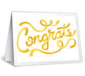 Happy For You Congratulations Printable Cards