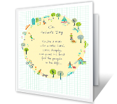You Mean So Much Father's Day Printable Cards