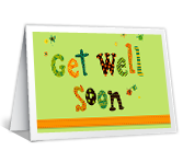 Better Every Day Get Well Printable Cards