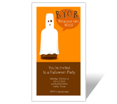 Boo Bash Invitation Halloween Printable Cards