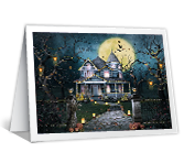 Magical Halloween Halloween Printable Cards