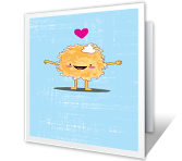 Love You Latkes Hanukkah Printable Cards