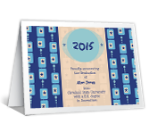Proud to Announce Holidays Printable Cards